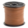 Leather Lacing Tan 3.5x2mm